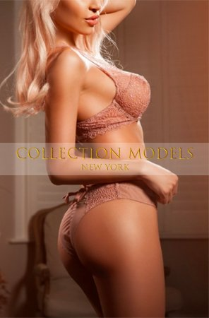NY call girls 23 y.o. blond erotic model Kylie
