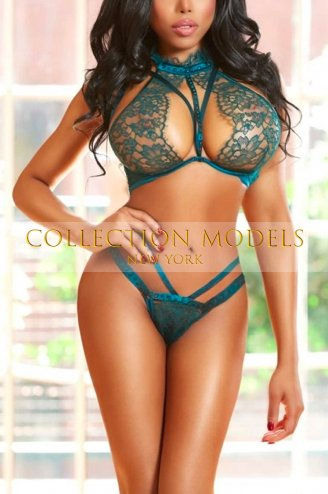 New York escorts 23 y.o. black model Lexi
